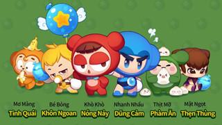 Boom Mobile: Hướng dẫn điểm mạnh và yếu của từng nhân vật cho Tân Thủ