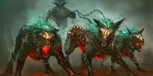 Chó Địa Ngục là gì và tại sao chúng lại đáng sợ đến như thế?