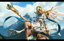 Overwatch: Ngắm nhìn bộ cosplay Mercy thần thánh không tì vết từ fan hâm mộ