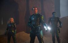 Captain Marvel: Concept Art hé lộ hình ảnh đội Starforce rất khác