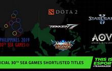 """Malaysia tuyển quân thi đấu eSports SEA Games 2019, tự tin """"làm chủ"""" tất cả bộ môn"""