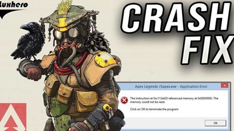 Apex Legends tung bản vá mới, giảm mạnh tình trạng crash game