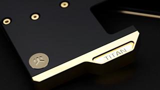 Ek-Vector RTX Titan phiên bản mạ vàng sang chảnh ra mắt.