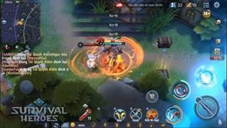 Survival Heroes: Top 5 mẹo cục hữu ích dành cho người chơi mới