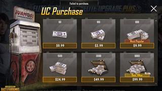 Hướng dẫn cách nạp UC PUBG Mobile rẻ nhất và tiết kiệm nhất so với tỉ giá thông thường
