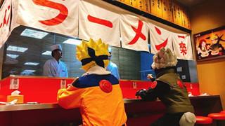 Xuất hiện nhà hàng mì Ramen chuẩn trong truyện Naruto đang gây bão cộng đồng mạng
