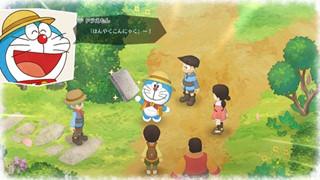 Tựa game cực dễ thương Doraemon: Nobita's Story of Seasons chuẩn bị được chuyển thể tiếng Anh