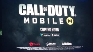 Garena bất ngờ công bố sẽ phát hành Call of Duty Mobile tại khu vực Đông Nam Á