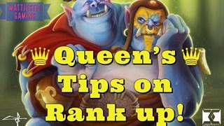 Dota Auto Chess: Hướng dẫn Tip và mẹo nhỏ để chiến thắng ở rank Queen trở lên