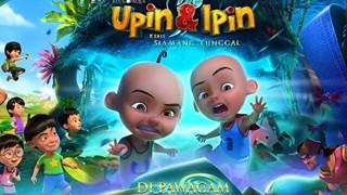 Cặp song sinh huyền thoại Upin - Ipin tái xuất