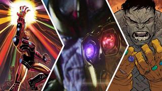 Tony Stark sẽ chế tạo Găng tay Vô cực riêng cho Professor Hulk trong Endgame?