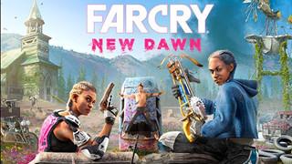 Trải nghiệm với game sinh tồn Far Cry: New Dawn không khác gì so với PUBG