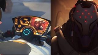 Overwatch: Chế độ Storm Rising hé lộ thêm 2 Hero mới - Sojourn và một Omnic bí ẩn theo Talon