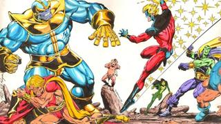 Điểm qua 5 lần đại bại của Thanos trong truyện tranh
