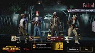 PUBG Mobile: Hướng dẫn mẹo chơi chế độ Zombie Darkest Night