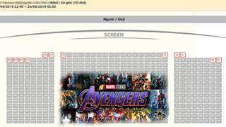 Avengers: Endgame phá vỡ mọi kỉ lục bán vé sớm tại Viêt Nam trong 24h