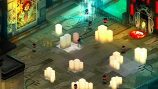 Epic Games Store mở tặng miễn phí game Transistor cho mọi game thủ
