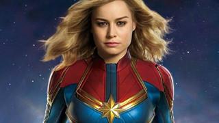 Trước thềm Endgame, Captain Marvel lại tiến xa hơn trong doanh thu phòng vé