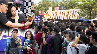 Toàn cảnh Fan meeting hội hâm mộ Marvel trước thềm premiere Avengers: Endgame