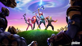 Fortnite chính thức mở sự kiện Fortnite x Avengers: Fortnite Endgame đặc biệt