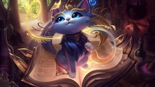 LMHT: Chi tiết bộ kĩ năng của Yuumi - Chú Mèo Ma Thuật siêu hỗ trợ với toàn skill support chuẩn truyền thống