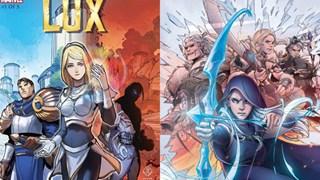 LMHT: Rò rỉ ngày ra mắt bộ truyện tranh mới nhất về Lux và vương quốc Demacia