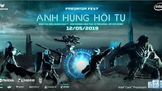 Predator Fest 2019 sự kiến lớn nhất đến từ Acer - nơi quy tụ các sản phẩm tối tân mà game thủ không thể bỏ qua