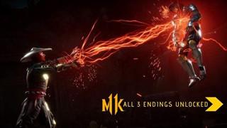 Mortal Kombat 11: Mở khóa toàn bộ các kết thúc trong game