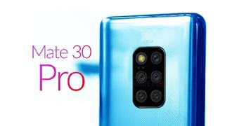 Huawei Mate 30 Pro rò rỉ cấu hình khủng: Chip Kirin 985, màn hình 6,7 inch, 4 camera, sạc nhanh 55W