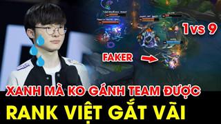 LMHT - Danh sách nick của Faker và các tuyển thủ nổi tiếng trên thế giới tại Server Liên Minh Việt Nam