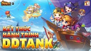 DDTank chính thức thông báo đóng cửa vào tháng 8 sau 1 năm hoạt động