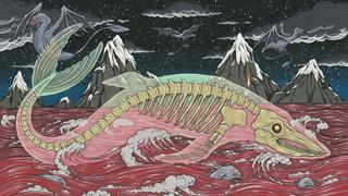 Âm Dương Sư: Truyền thuyết Nhật Bản về Bakekujira - Hóa Kình đáng sợ như thế nào