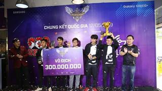 Hành trình đến ngôi Vô địch 360mobi Chamiponship Series Mùa 2 của OverClockers