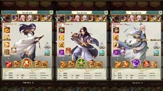 Tân Chưởng Môn VNG: Lộ diện game thủ dẫn đầu TOP lực chiến nhận Iphone XS