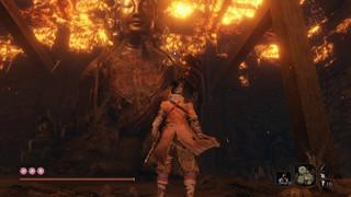 Sekiro: Shadows Die Twice - Đánh boss bằng cách ... ném tiền vào mặt