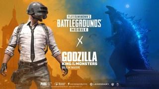 PUBG Mobile chuẩn bị chào đón Godzilla - Game thủ chuẩn bị săn siêu quái thú