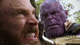 Giải thích cho việc tại sao Captain America lại có thể giữ tay của Thanos trong Avengers: Infinity War