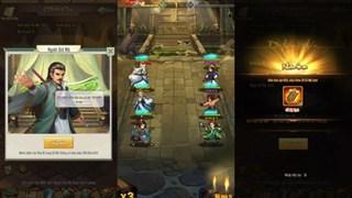 Game thủ Tân Chưởng Môn VNG choáng ngợp với tính năng mới Cổ Mộ Mê Trận