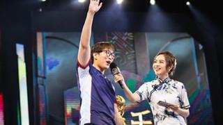 LMHT: Trò cười của người Trung Quốc, chỉ trích nữ MC Candice vì cười quá tươi khi đội tuyển IG thất bại tại MSI 2019