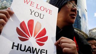 """Dân mạng Trung Quốc """"đứng lên"""" ủng hộ Huawei, tẩy chay Apple đang nóng dần lên"""