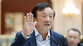 Người sáng lập Huawei: Gia đình tôi đang đã và đang sử dụng sản phẩm Apple từ rất lâu