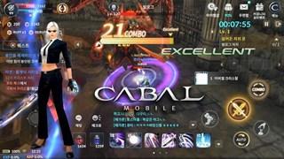 Huyền Thoại Cabal chính thức ra mắt phiên bản mobile tại Hàn Quốc