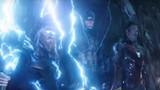 Khác với Avengers: Endgame, Thor béo phệ trong truyện tranh hoàn toàn không thể cầm được búa Mjolnir