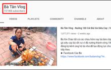 Bà Tân Vlogs và vấn nạn về việc sáng tạo nội dung Youtube tạm bợ, thiết chiều sâu