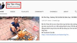 Bà Tân Vlogs và vấn nạn về việc sáng tạo nội dung Youtube tạm bợ, thiếu chiều sâu