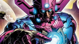 Galactus - đại ác nhân kế tiếp có thể xuất hiện trong vũ trụ Marvel Phase 4 là ai ?