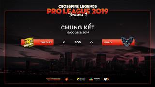 CrossFire Legends: Bất ngờ xảy ra tại vòng bán kết, đón xem chung kết hấp dẫn vào 19h ngày 24/5