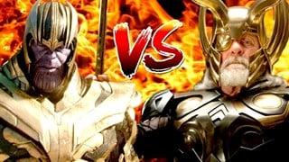 Avengers: Endgame - Bạn có biết không dùng Đá Vô Cực thì Thanos đã đủ sức mạnh đập bất kỳ siêu anh hùng nào ở Trái Đất