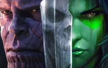 Marvel hé lộ lý do Thanos chọn Gamora làm con nuôi và yêu thương cô nhất