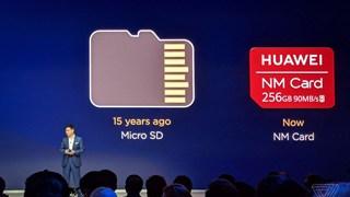 Huawei lại bị gạch tên trong Hiệp hội thẻ nhớ SD, Huawei tương lai có nguy cơ không được hổ trợ thẻ nhớ SD?